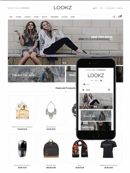 Lookz Responsive Fashion