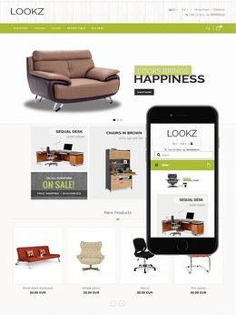 Lookz Responsive Furniture