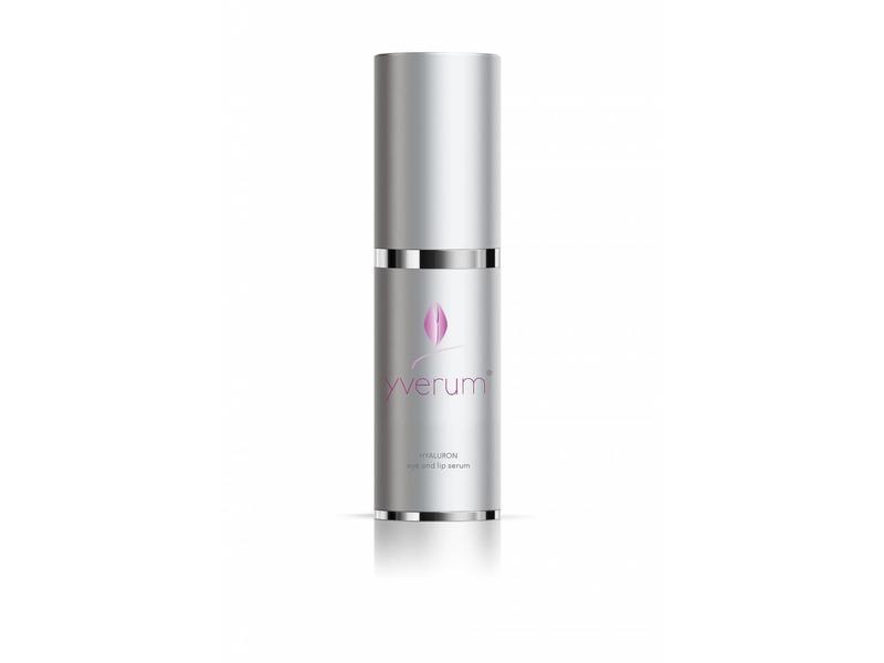 Yverum yverum HYALURON eye and lip serum, 15 ml