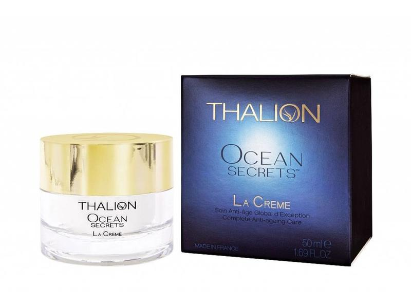 THALION Ocean Secrets La Creme soin Anti-Age Global d´Exception - Vollkommene Anti-Aging Creme