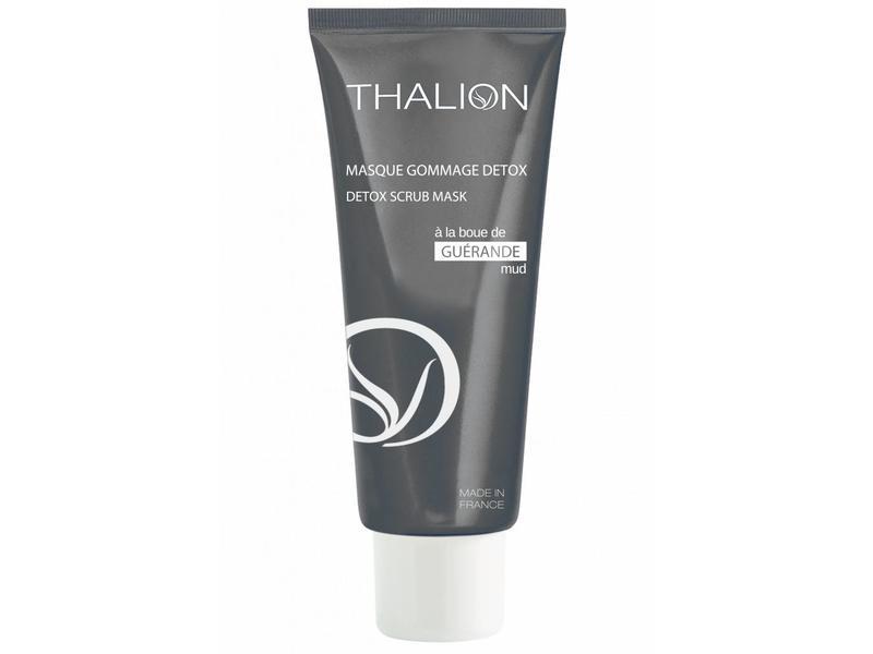 THALION Detox Peeling Maske mit Schlamm aus Guérande