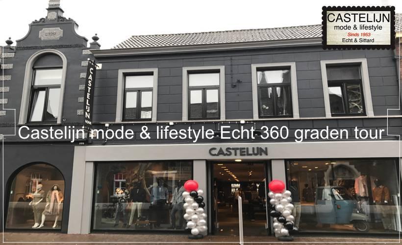 Castelijn mode & lifestyle Echt 360 graden tour