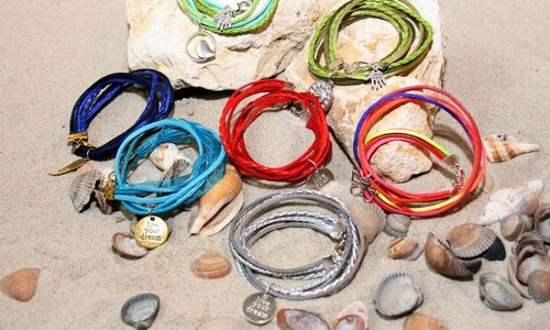 Workshop Ibiza braceletsmaken