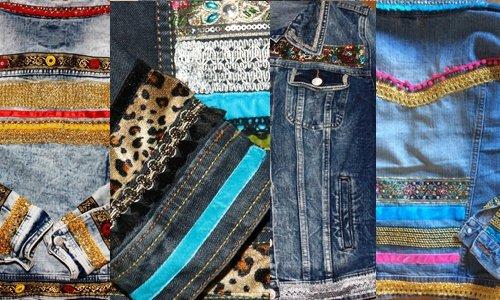 Gepimpte jeans
