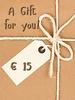 HanneHaves GIFT CARD € 15,00