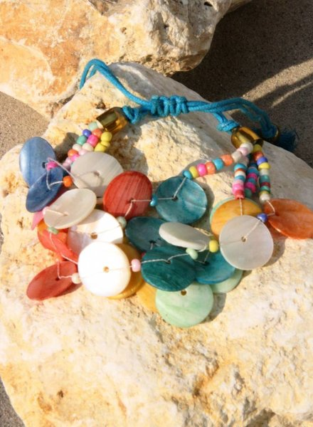 Bynookz Bracelet Ibiza Shells