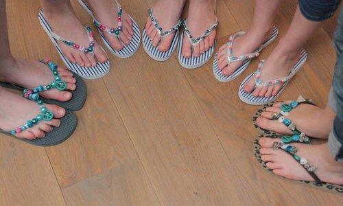 Workshop Slippers pimpen