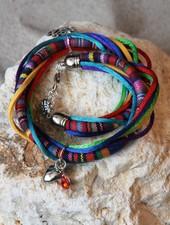 Bynookz Bohemien Bracelet Rainbow