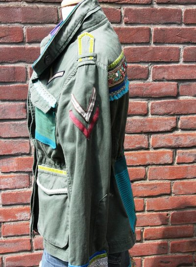 HanneHaves Customized Cargo Jack maat 38/40