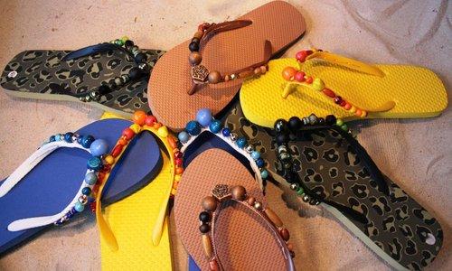 Teen slippers