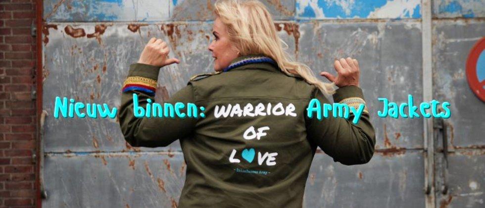 Warrior of Love Jackets