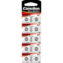 Camelion AG8  391 191 LR55  Alkaline 10 stuks