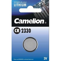 CR2330 Camelion Knoopcel Lithium Batterij