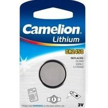 CR2450 Camelion Knoopcel Lithium Batterij