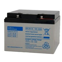 AGM Accu CPC 12V 24Ah Cellpower