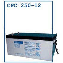 Cellpower AGM Accu CPC 12V 250Ah