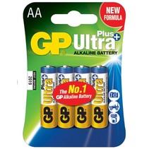 AA Ultra Plus alkaline blister 4