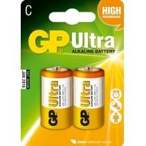 GP Ultra Alkaline C-Cel LR14 Baby blister 2
