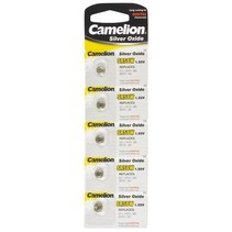 Camelion SR58W 362 162 Silver Oxide 5 stuks