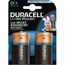 Duracell LR20 D MX1300 Ultra Power 2 stuks