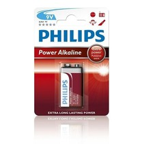 Philips 9V Power Alkaline 6FR61