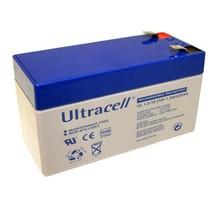12V, 1,3 Ah Loodaccu 12v UltraCell UL1.3-12