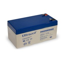 12V, 3,4 Ah Loodaccu UltraCell UL3.4-12
