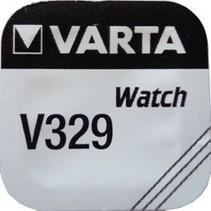 V329 Horloge batterij SR731SW Varta