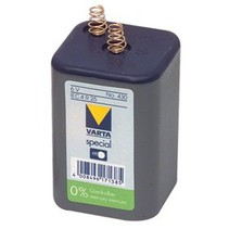 V430 batterij met veer - Varta