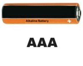 Alkaline AAA