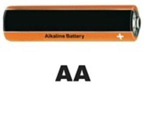 Alkaline AA