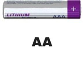Lithium AA