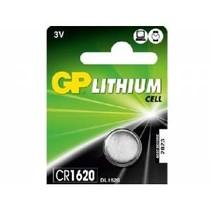 CR1620 Lithium Knoopcel GP