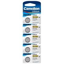 CR1620 Knoopcel 5 Stuks 3V Lithium Batterij - Camelion