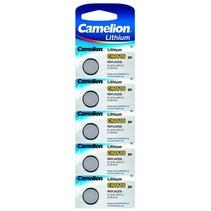 CR1616 Knoopcel 5 Stuks 3V Lithium Batterij - Camelion