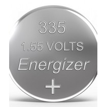 335LD Horloge batterij zilver oxide Energizer