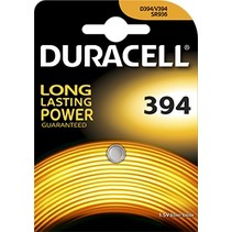 394 horloge batterij Duracell