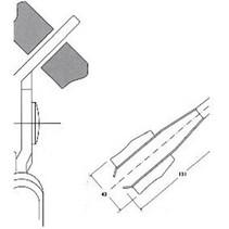 Kabelstripper 0.5 mm