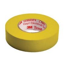 Temflex isolatie tape 15 mm 10 m geel