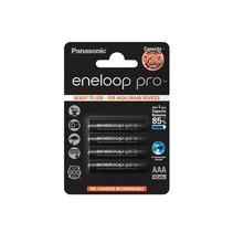 Oplaadbare AAA batterijen 930 mAh 4 stuks Eneloop Pro