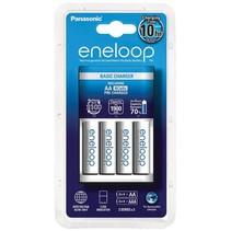 Batterij lader Eneloop Basic Charger inc 4 x AA 1900mAh