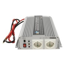 Gemodificeerde Sinus Omvormer 12 VDC - AC 230 V 1000 W F (CEE 7/3)