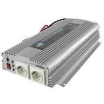Gemodificeerde Sinus Omvormer 24 VDC - AC 230 V 1700 W F (CEE 7/4)