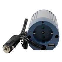 Gemodificeerde Sinus Omvormer 12 VDC - AC 230 V 100 W F (CEE 7/3) / USB