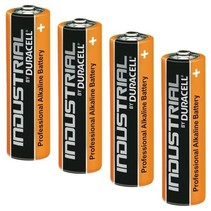 4 x AAA mini-Penlite Industrial by Duracell