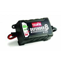 Acculader Defender 8 - Voor 6 en 12V 0.75A