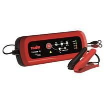 Acculader T-Charge 12 - Voor 6 en 12 V 4A