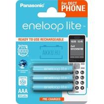 Oplaadbare AAA batterijen 550 mAh 3 stuks DECT