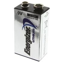 9V Lithium batterij
