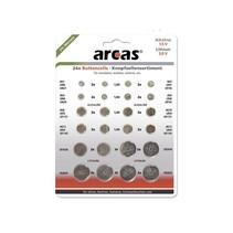 Knoopcellen assortiment AG - CR